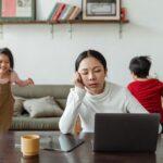 Rodzice i praca zdalna